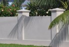 West Scottsdale Barrier wall fencing 1