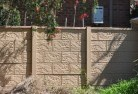 West Scottsdale Barrier wall fencing 3