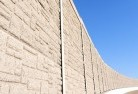West Scottsdale Barrier wall fencing 6