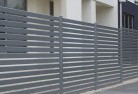West Scottsdale Boundary fencing aluminium 15