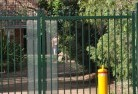 West Scottsdale Boundary fencing aluminium 30