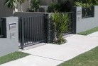 West Scottsdale Boundary fencing aluminium 3old
